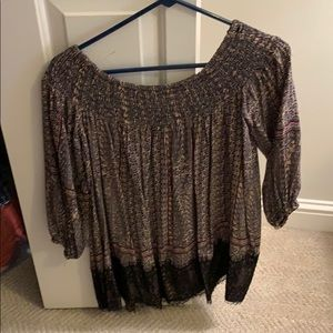 Size Xs top from Anthropologie